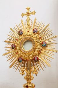 Adoration @ Holy Rood Church