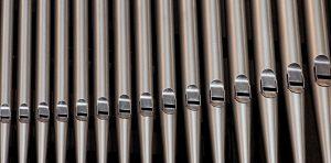 Clare - Organ practice